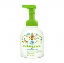 Babyganics Foaming Hand Soap 236ml