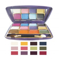 MIRABELLA Eye Shadow Kit II