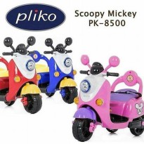 MOTOR AKI SCOOPY MICKEY MOUSE RC