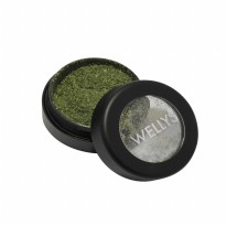 Wellys Shimmer Eye Shadow Infinite Green