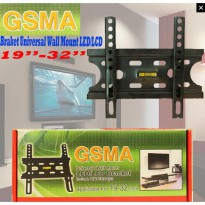 GSMA Bracket TV LED/LCD 19