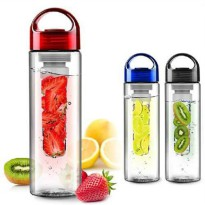 Tritan Bottle BPA FREE With Fruit (Botol Minum BPA Tritan) - Original