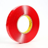 3M VHB Tape 4910 - Double Tape Bening Transparent , 0.5 in x 3 m