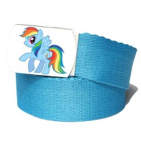 TPG07A - Belt Little Pony Blue
