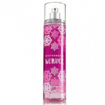 BATH&BODY WORKS FINE FRAGRANCE MIST WINTERBERRY WONDER 236ML CHRISTMAS EDITION