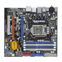 Paket Gaming 1156 ASROCK P55M PRO- Procie i5 760 2.8ghz- ram 2gb- fan