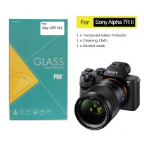 Rajawali Tempered Glass / Screen Protector For Sony A7r / A7r Mark 2