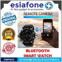 [esiafone #1 fitness happy sale] SKMEI Bluetooth Sport Watch 1226 1227 - Jam Tangan Original
