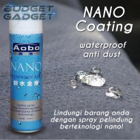 Aobo Super Hydrophobic Nano Coating Waterproof Liquid Talas 300ML