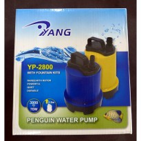Pompa Air Yang Penguin Water Pump YP-2800