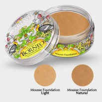 Sari Ayu Borneo Mousse Foundation B-01 18Gr (Light)