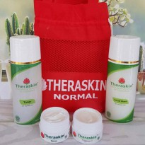 Theraskin Cream Pemutih wajah Normal/Whitening