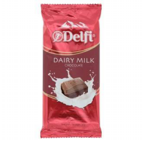 Delfi dairy milk chocolate 165 gram