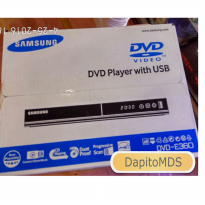 DVD VIDEO PLAYER SAMSUNG DVD E-360