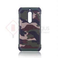 Nokia 5 - 2in1 Military Armor Hard Soft Case