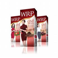 PAKET 2 Pack WRP On The Go Chocolate isi 24 Tetrapack