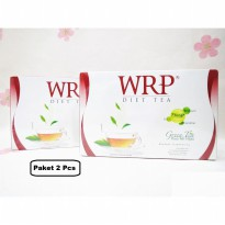 PAKET 2 PCS WRP Diet Tea 30 Sachet