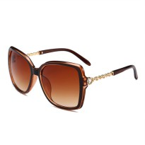 kacamata hitam fashion coklat sunglasses korea sunnies trendy jgl041