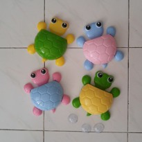 Holder Kura2 ( tempat sikat gigi tooth brush turtle dispenser odol