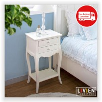Meja Nakas Slim French Series- LIVIEN Furniture