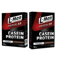 PAKET 2 PCS L-Men Hi Protein Slow Release Chocolate Hazelnut
