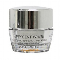 ESTEE LAUDER CRESCENT WHITE FULL CYCLE BRIGHTENING RICH MOISTURE CREME 5ML