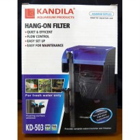 Kandila Hang On Filter  KD 503