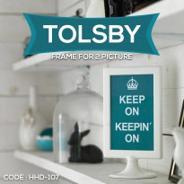 TOLSBY FRAME - HHD-107
