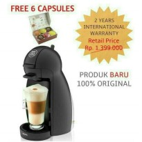 Mantap! Nescafe Dolce Gusto Piccolo Black Edition - |QQI:2271