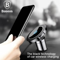UNIVERSAL MAGNETIC CAR MOUNT QI WIRELESS CHARGER