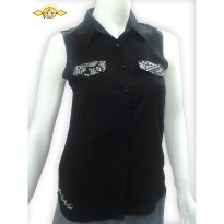 SURFER GIRL 8SUMI-8DWCY Black for ladies