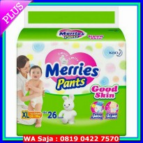 Merries Pants Good Skin XL 26