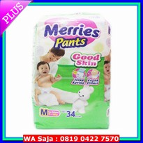 Merries Pants M 34
