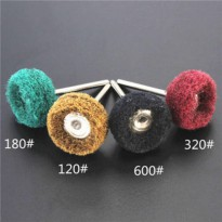 [globalbuy] 1pc Quality Scouring pad Polisher Buffer Abrasive Scotch Brite Wheels/1854553