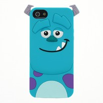 [Pepper shaker] [child aeptim] [MONSTER UNIVERSITY] iPhone 5 / 5s for Shirley 3D Silicone Case / iPhone 4 / iPhone 5s / iPHone5
