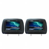 TV Mobil Samisen SM-HM701 7' Headrest Monitor - Black