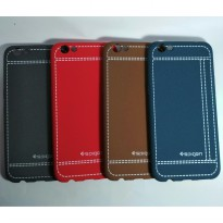 Oppo F3 Spigen like leather SoftCase