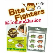 Bite Fighters Botanical mosquito 12pc