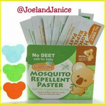 HITO Mosquito Repellent Paster isi 18 pcs