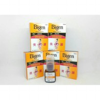 Bigen Powder Hair Dye BLACK- 6gr