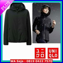 #Jaket D898 uniqlo pocketable parka jaket original branded
