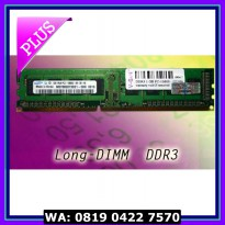 #Memory Long Dimm Vgen DDR3 2GB PC 10600/12800
