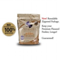 Nature's Gem Golden Flaxseed