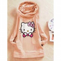 Grosir! Sweater Wanita Babyterry Salem [Sweater Hodie Hk Ft]