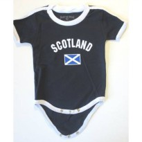 [holiczone] Marin SCOTLAND BABY BODYSUIT 100COTTON.SIZE FOR 12 MONTHS.NEW/1831170