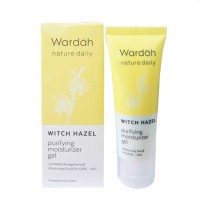 WARDAH NATURE DAILY MOISTURIZER 40ML