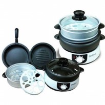Ini Loh! 8 In 1 Multi Functional Cooker Dodawa |QQI:4143