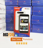 Jual Evercoss S45  Xtream 1 - Ram 1GB Internal 8GB - Xtra Bo Berkualitas