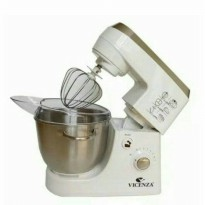 Bazar! Stand Mixer Vicenza Vsm-100 Mangkok Stainless |QQI:4620
