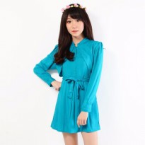 Grosir! Dress Wanita Rayon Bangkok Tosca [Dress Riyanti Tosca Sw]
